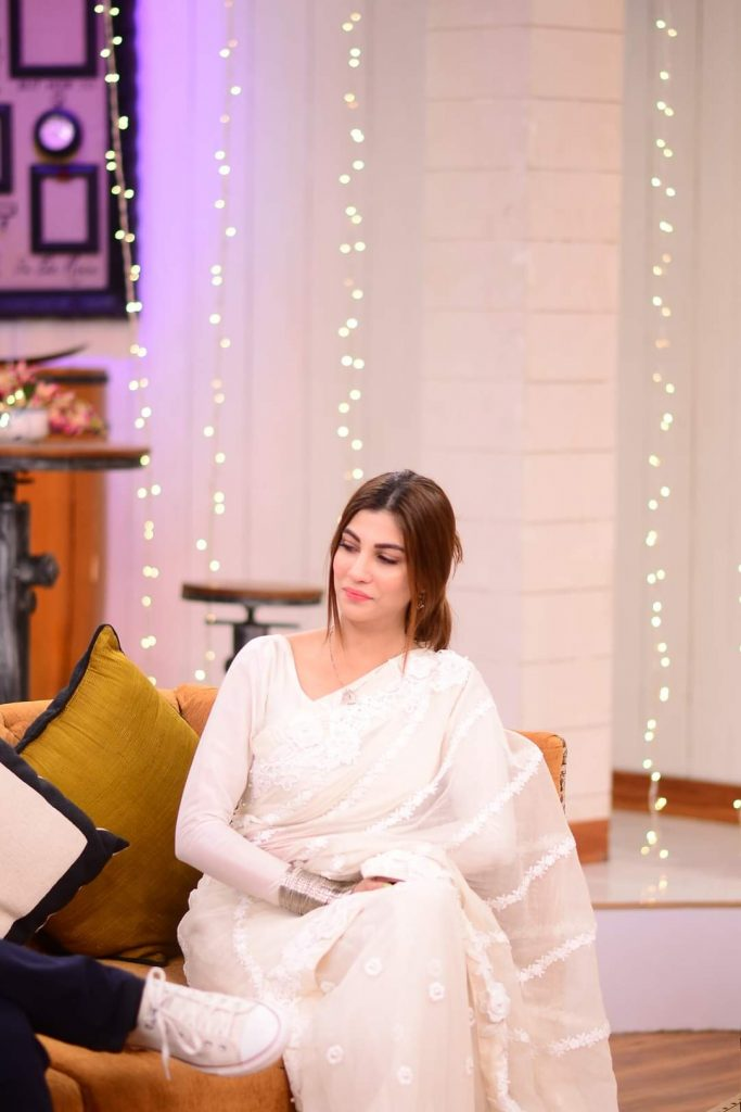 Nazish Jahangir Pictures from Good Morning Pakistan