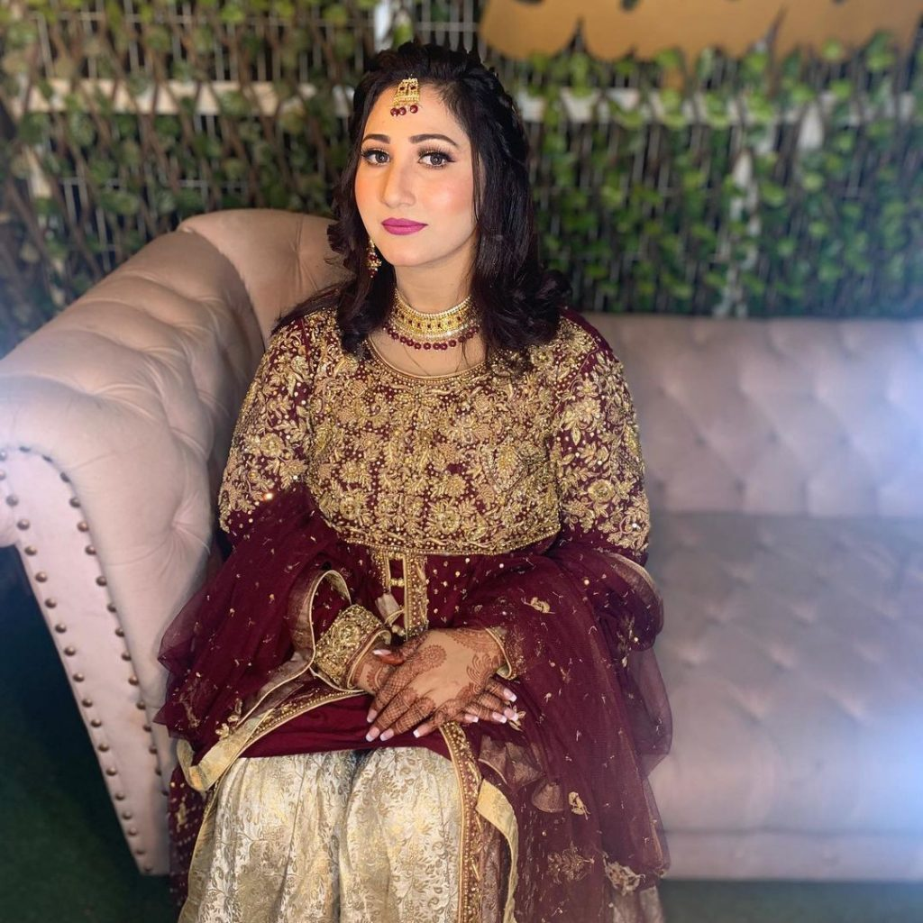Pari Hashmi Beautiful Pictures From Sister's Wedding