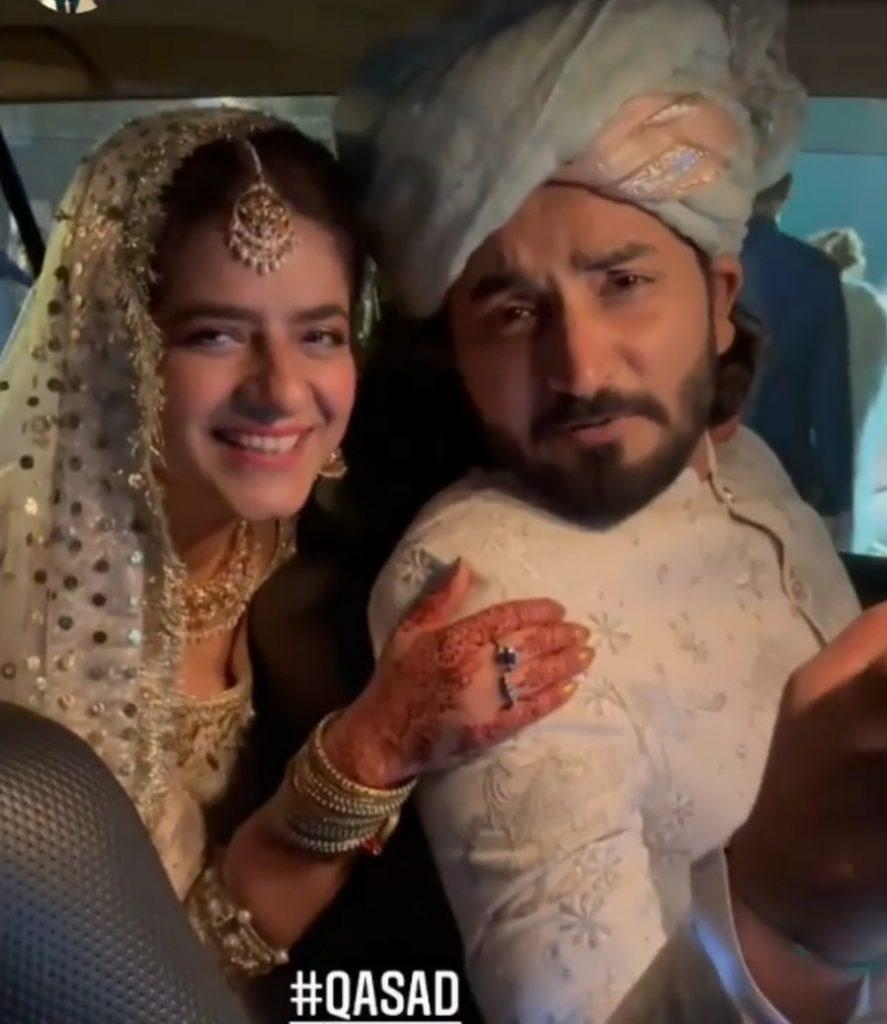 Qasim Ali Mureed Wedding Pictures