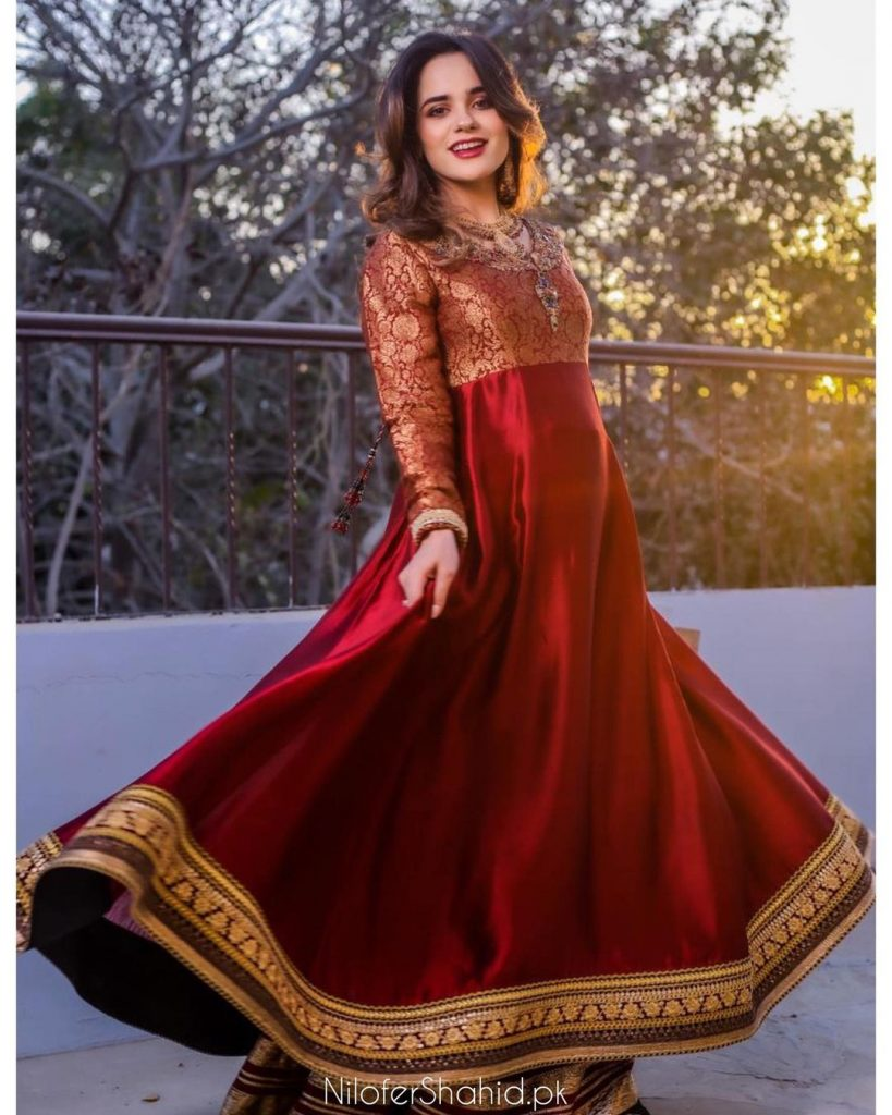 Rabya Kulsoom Twirls Like A Dream