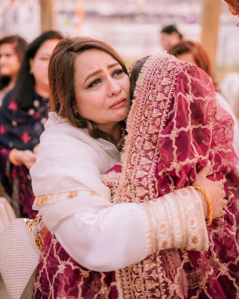 Actor Raheel Butt Wedding Pictures