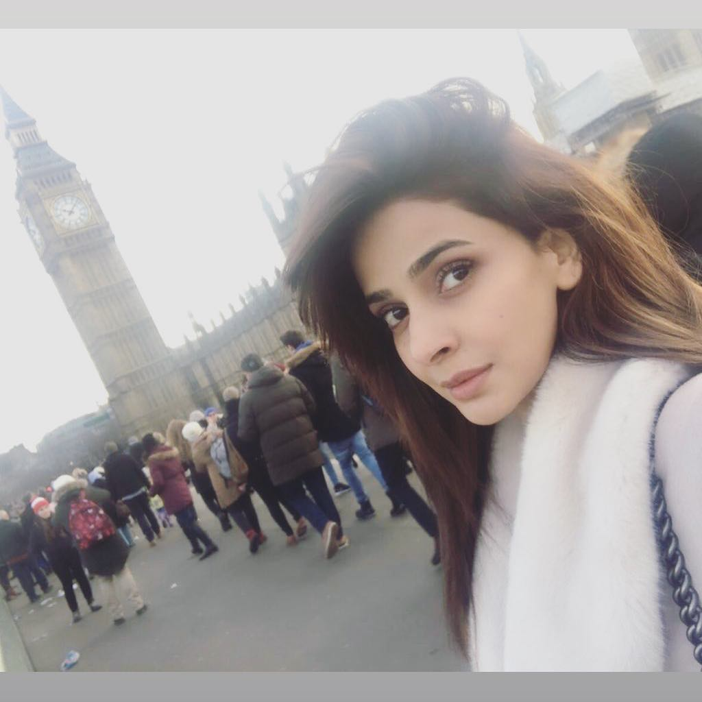 Few Pages From The Travel Diaries of Saba Qamar