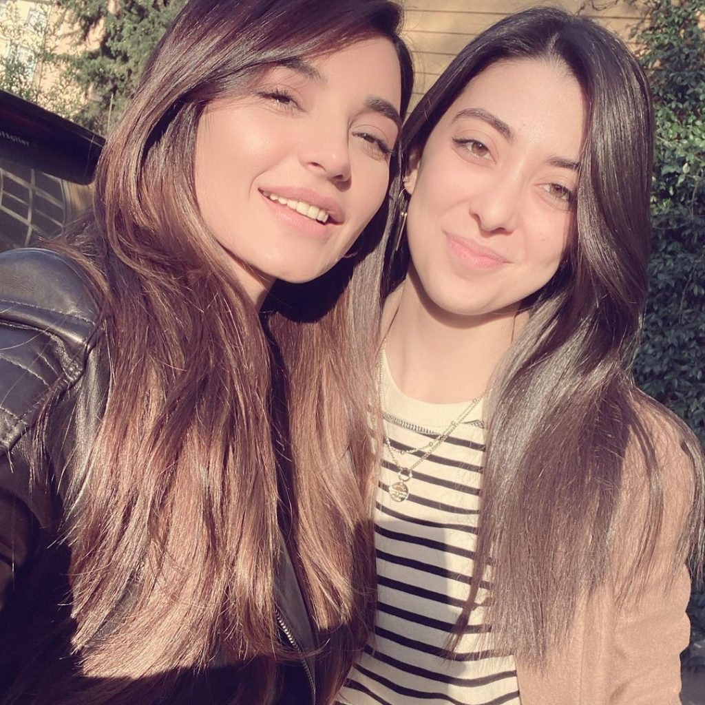 Sadia Khan Pictures With Friend From Turkey