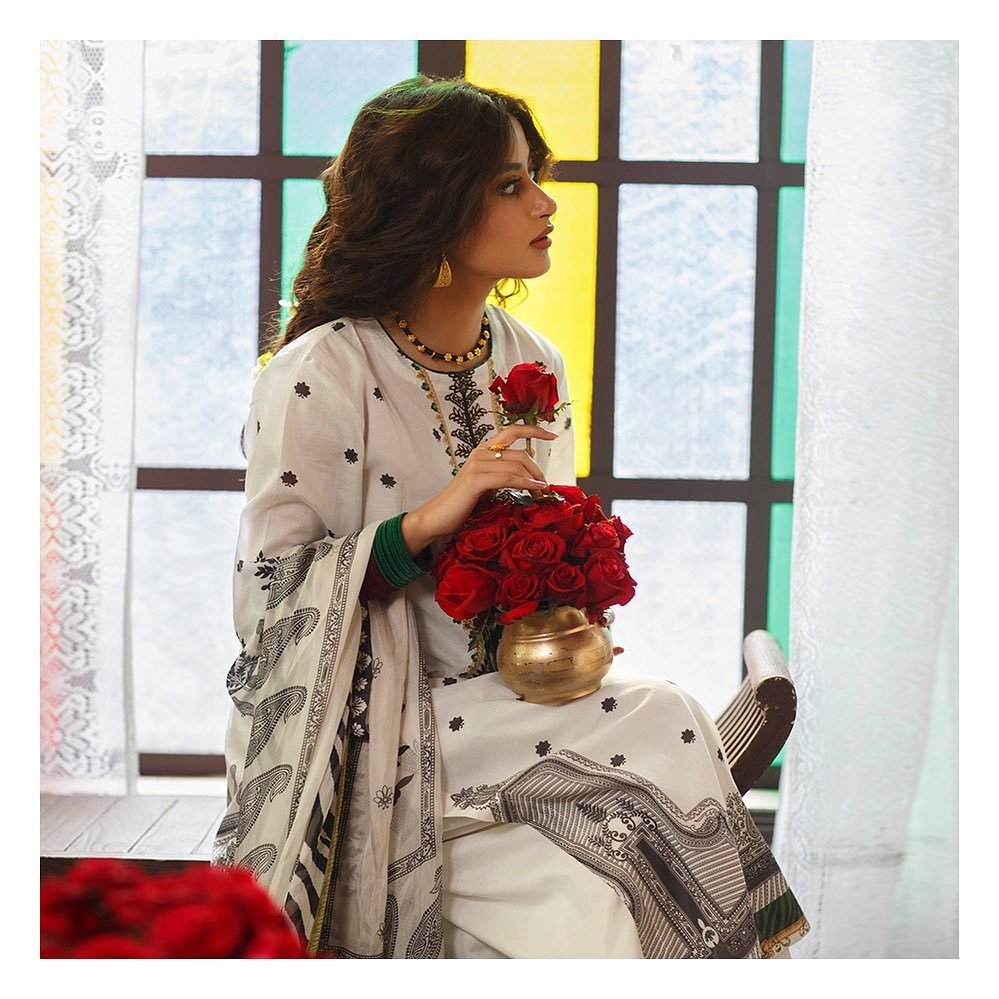 Sajal Aly Giving Rapunzel Vibes In Shoot For Cross-Stitch
