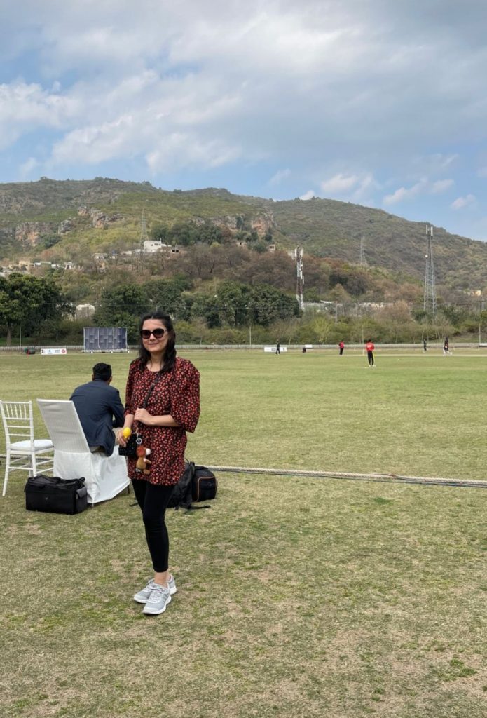Sana Faysal Pictures from Islamabad Trip