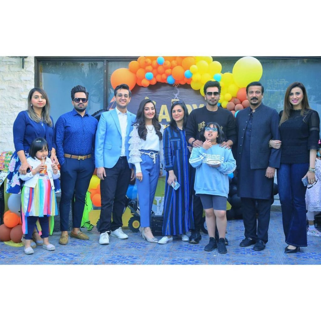 Faysal Quraishi Family Pictures From Recent Events