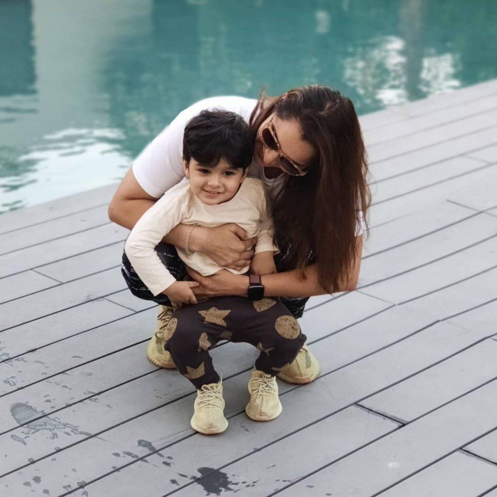 Sania Mirza Wishes Shoaib Malik In A Heartfelt Post