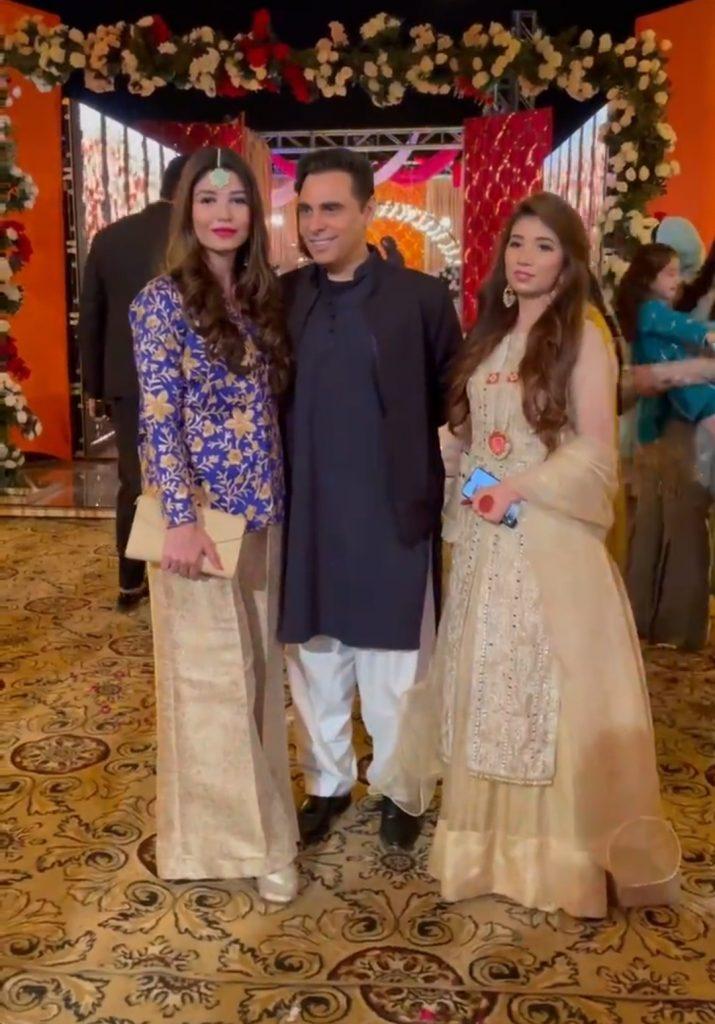 Shahbaz Shigri Sister's Wedding
