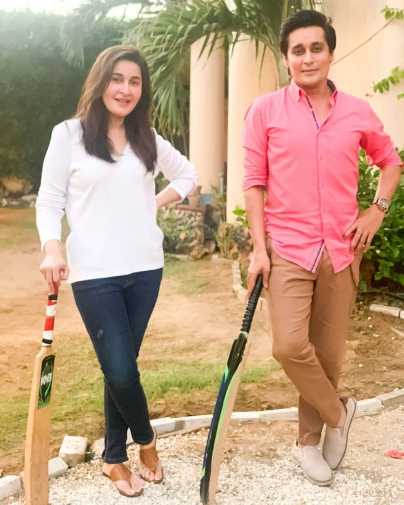 Some Interesting Secrets About The Famous Siblings Shaista Lodhi And Sahir Lodhi