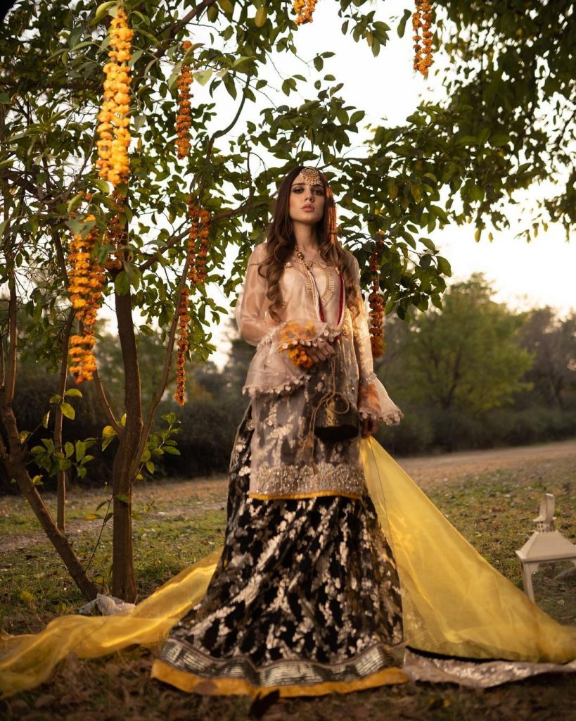Stylish Lehnga Collection By Sonya Rehman