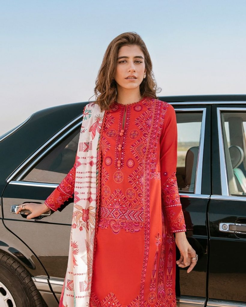 Syra Yousaf Looks Super Chic In Her Latest Shoot For Zaha