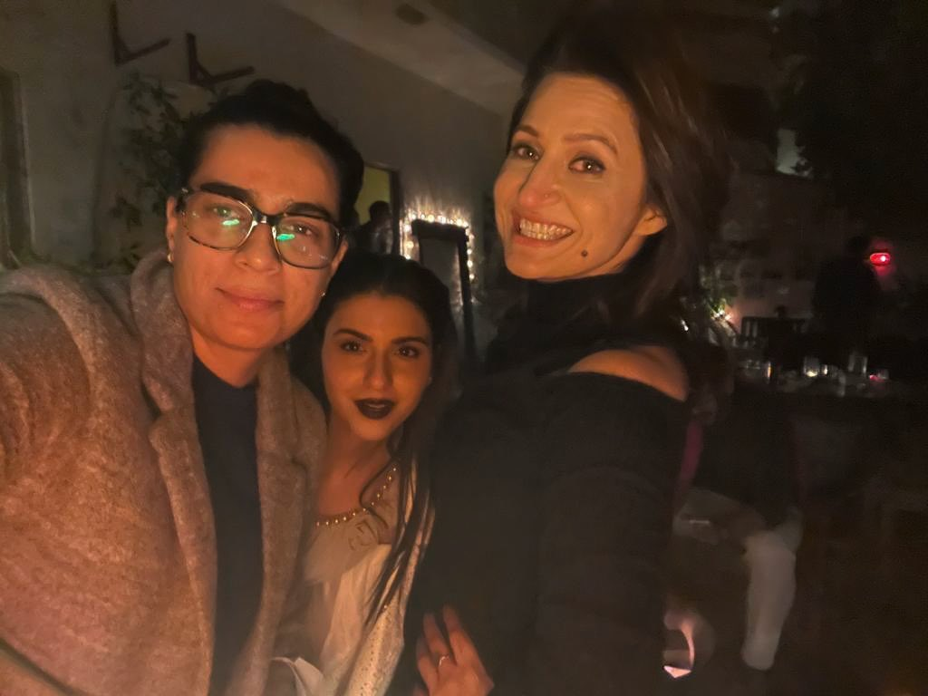 Never-Seen-Before Pictures of Tara Mahmood With Her Family