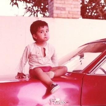 Childhood Photos of Ali Kazmi | Cutest Collection