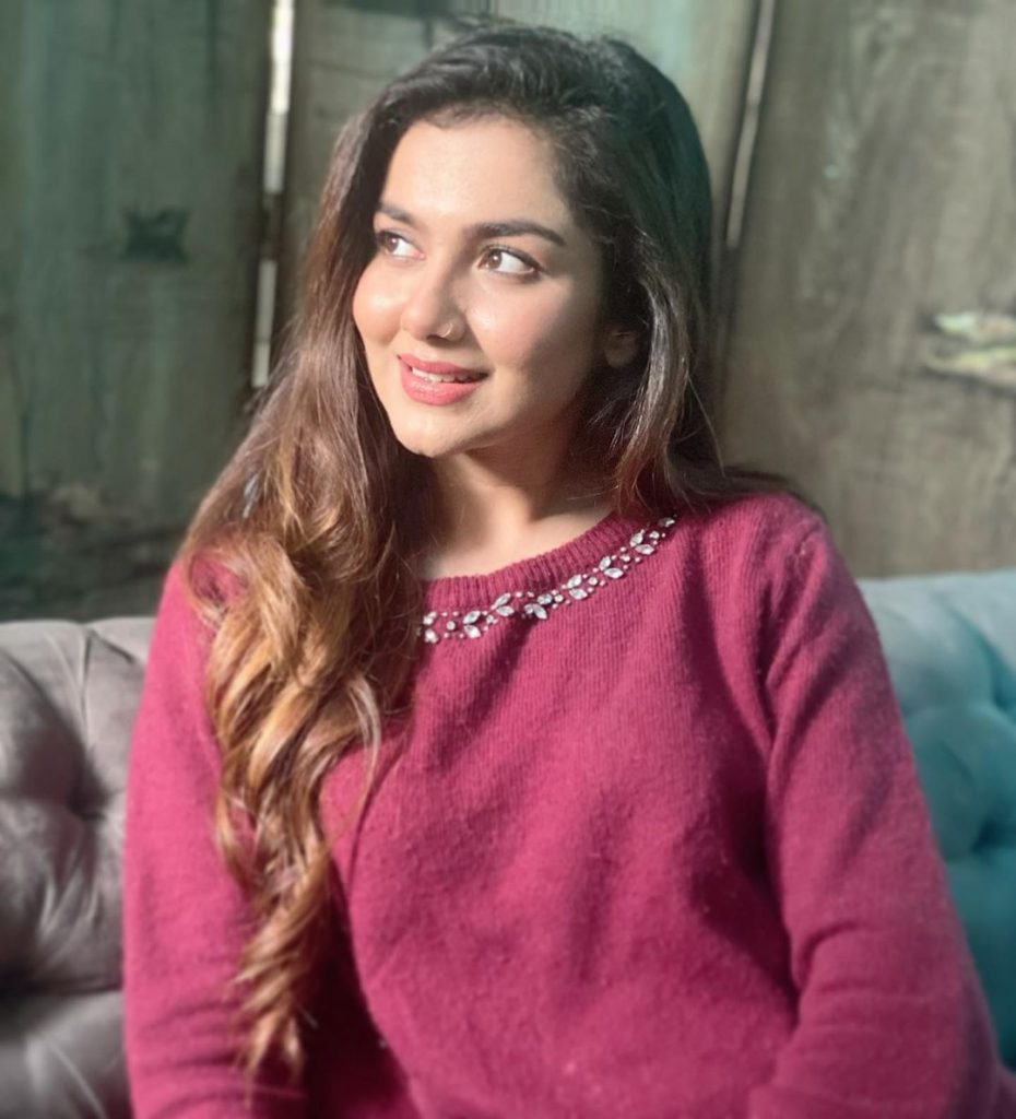 Latest Beautiful Pictures Of Syeda Tuba Amir