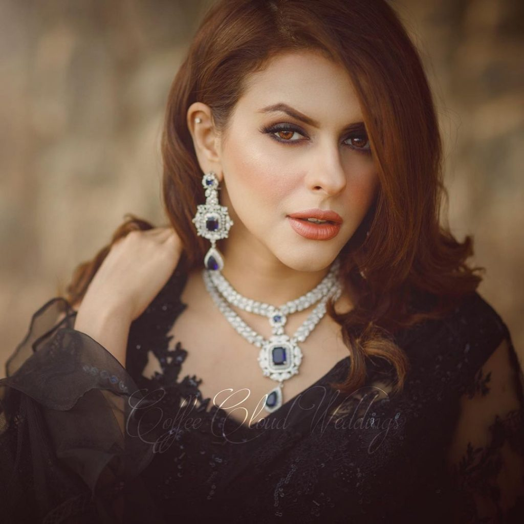 Waliya Najib Looks Magnificent In Her New Photoshoot