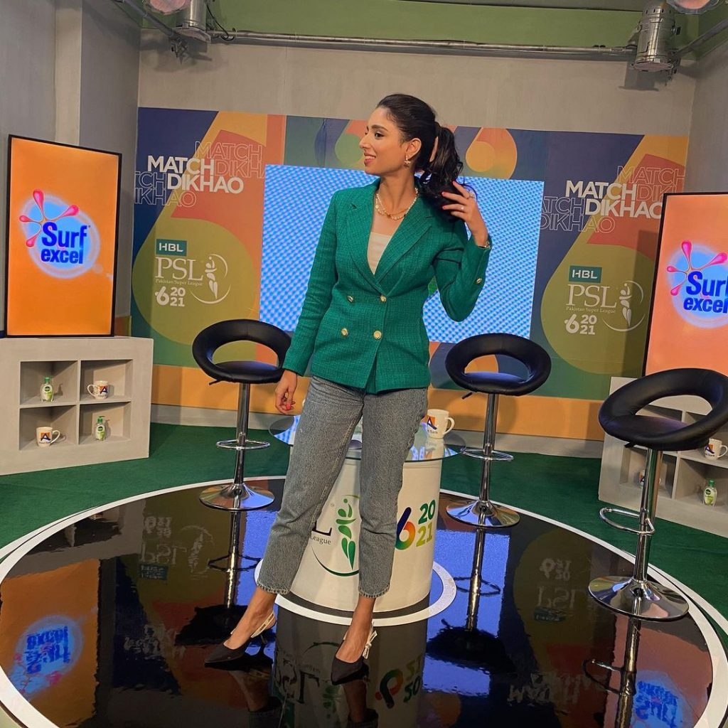 Let Us Get To Know Zainab Abbas – The Sports Anchor