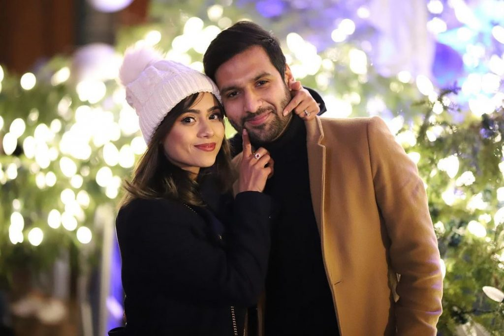 Zaid Ali Shares A Heart Warming Video With His Wife