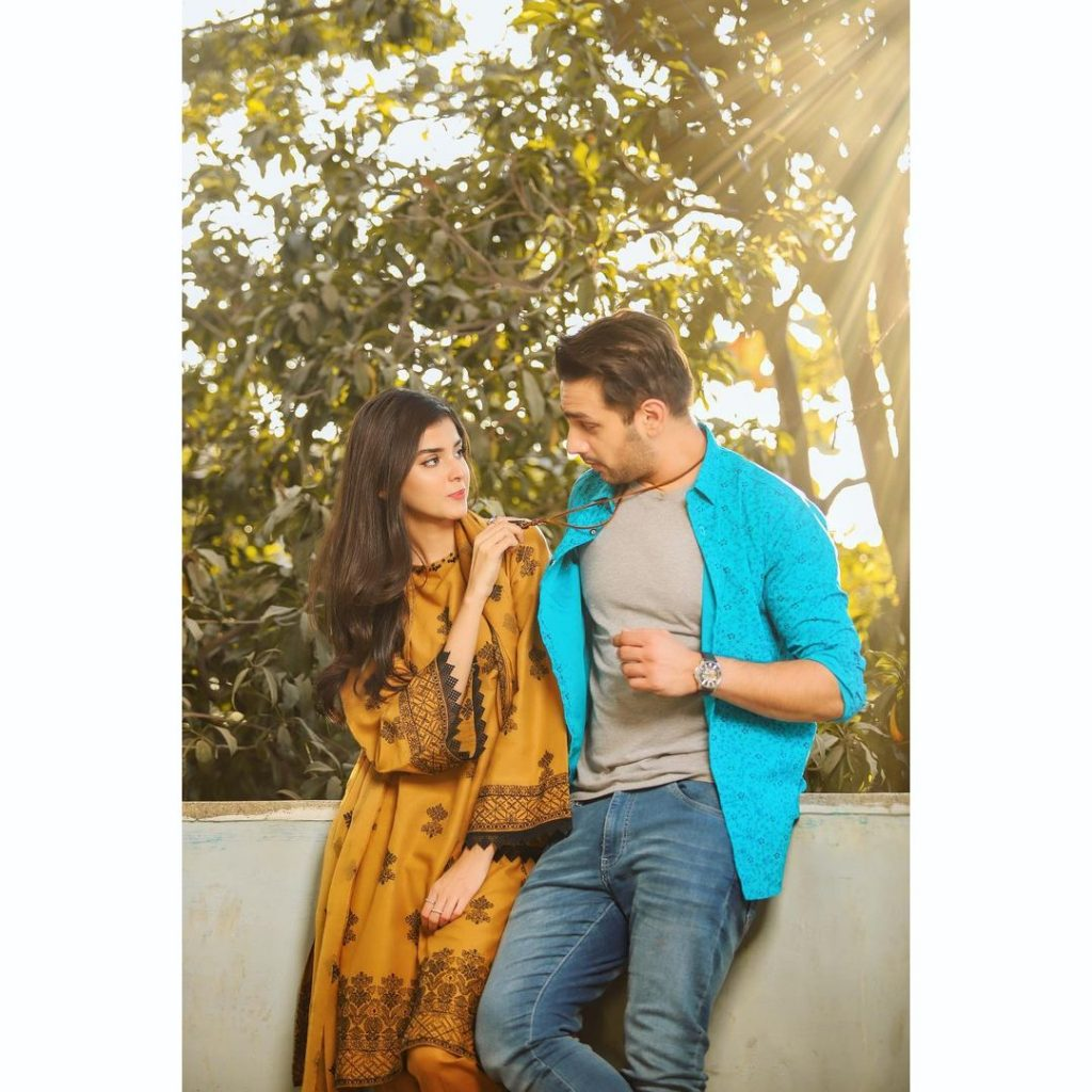 Zainab Shabbir and Usama Khan Real Life Or Reel Life Couple?