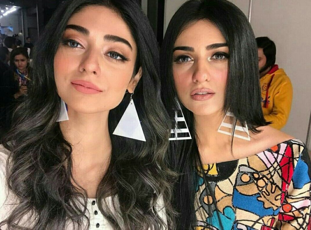 Public is Shocked After Seeing Sarah Khan and Noor Khan TB Picture