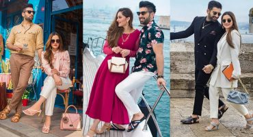 Aiman And Muneeb's Breathtaking Photoshoot In Turkey