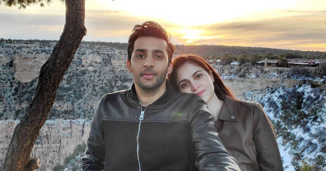 Actress Arij Fatyma Vacationing with Husband in Las Vegas