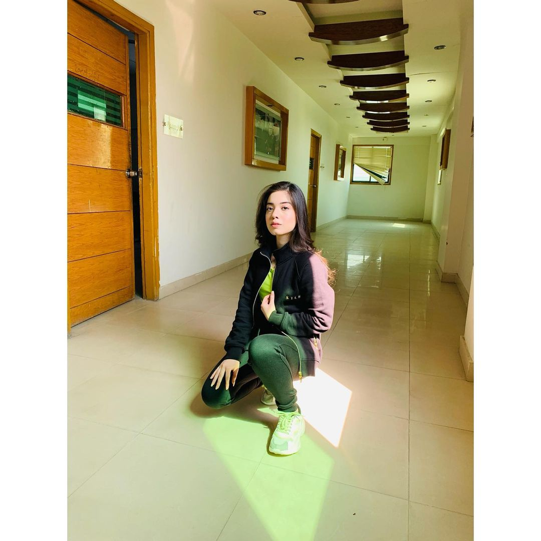 Arisha Razi Khan Latest Beautiful Clicks