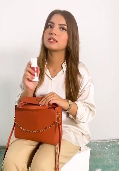 Dananeer Mobeen's Everyday Makeup Essentials