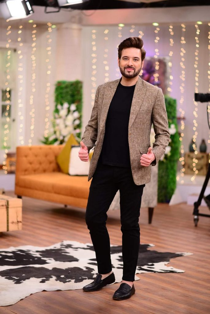Mikaal Zulfiqar Talks About His Divorce and Daughters