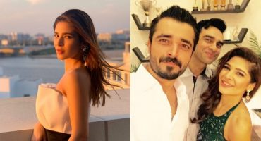 Ayesha Omer Opens Up About Her Friendship With Hamza Ali Abbasi
