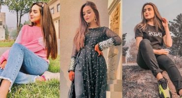 Amjad Sabri Daughter Hoorain Sabri Latest Pictures
