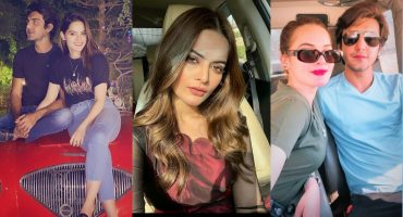 Minal Khan with Ahsan Mohsin Ikram - Latest Pictures