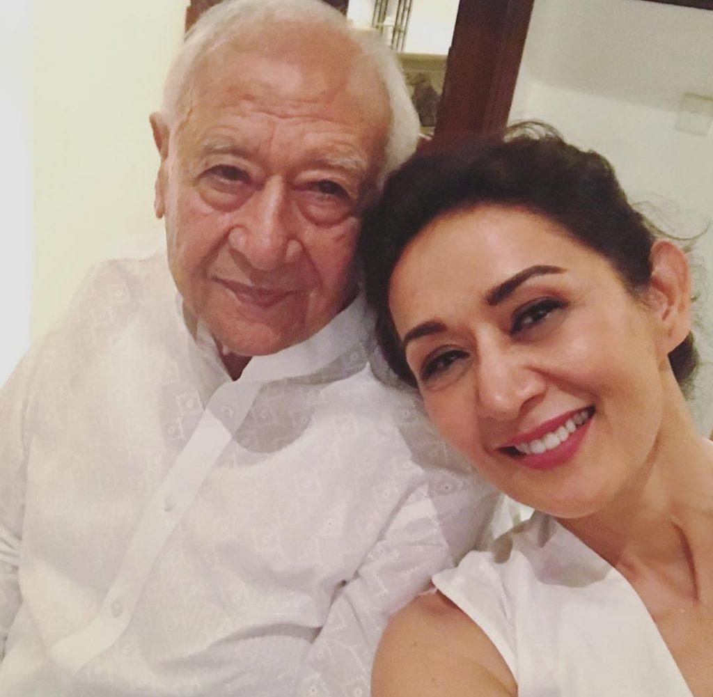 Veteran Film Actor Ejaz Durrani Dies