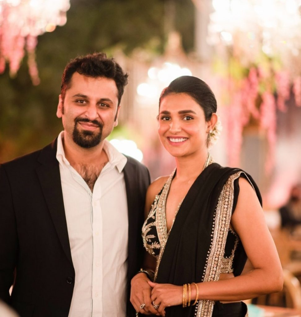 Dawar Mehmood's Loved Up Note For Amna Ilyas