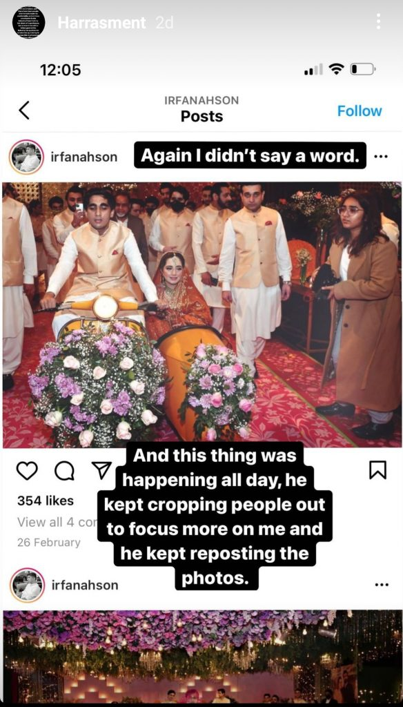 Photographer Irfan Ahson Accused of Bullying by Female Photographer