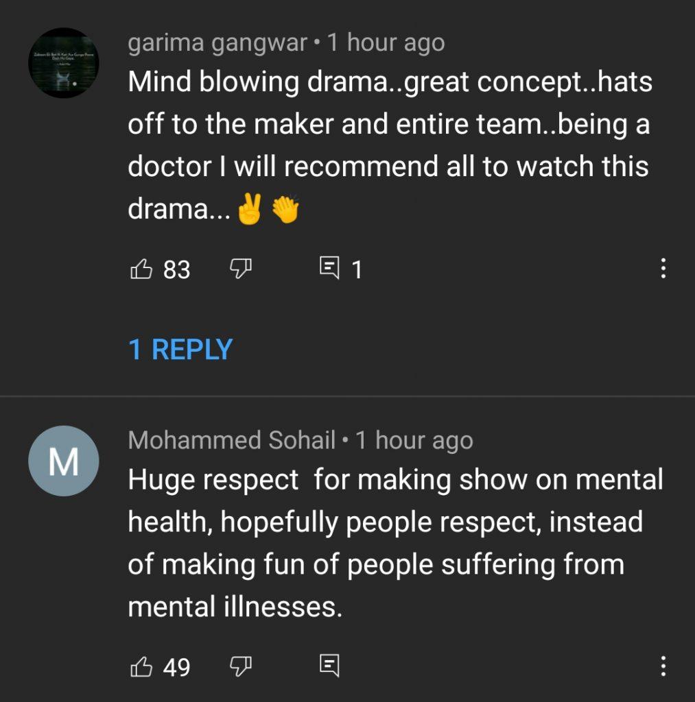 Public Reaction on Saraab Drama's Last Episode