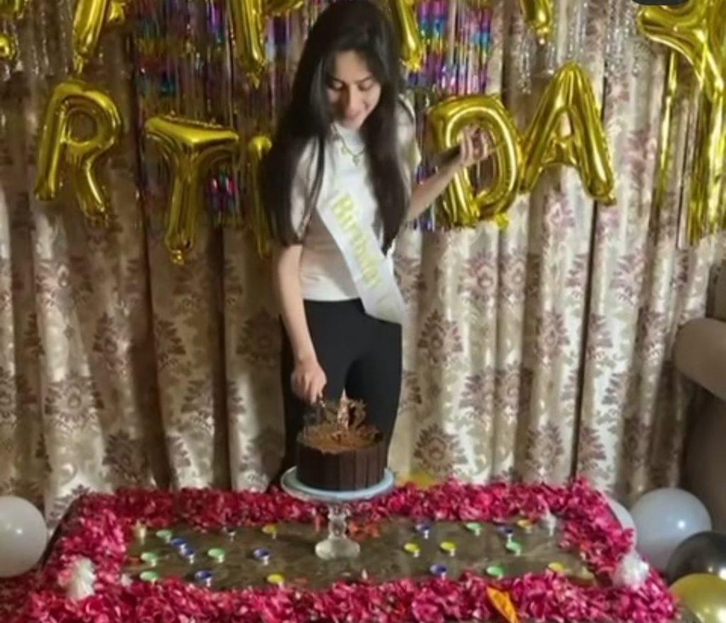 Neelam Muneer Celebrates Birthday