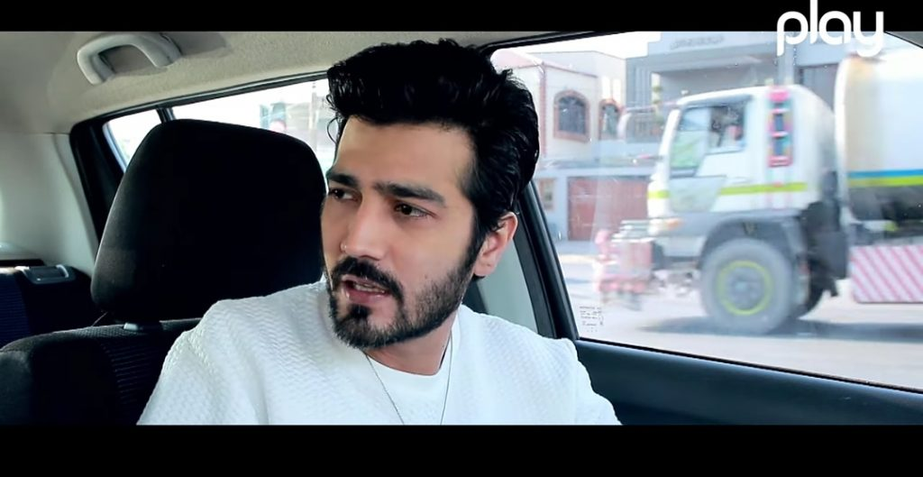 Shehzad Sheikh Speaks On How He Handles Criticism About Nepotism