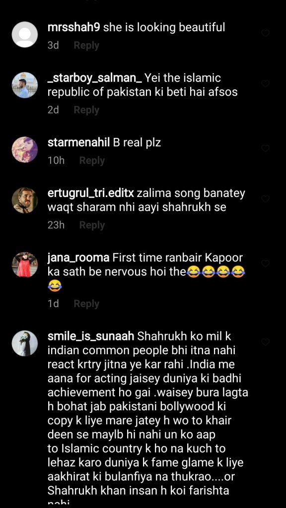 Public Again Criticised Mahira Khan On A Viral Video