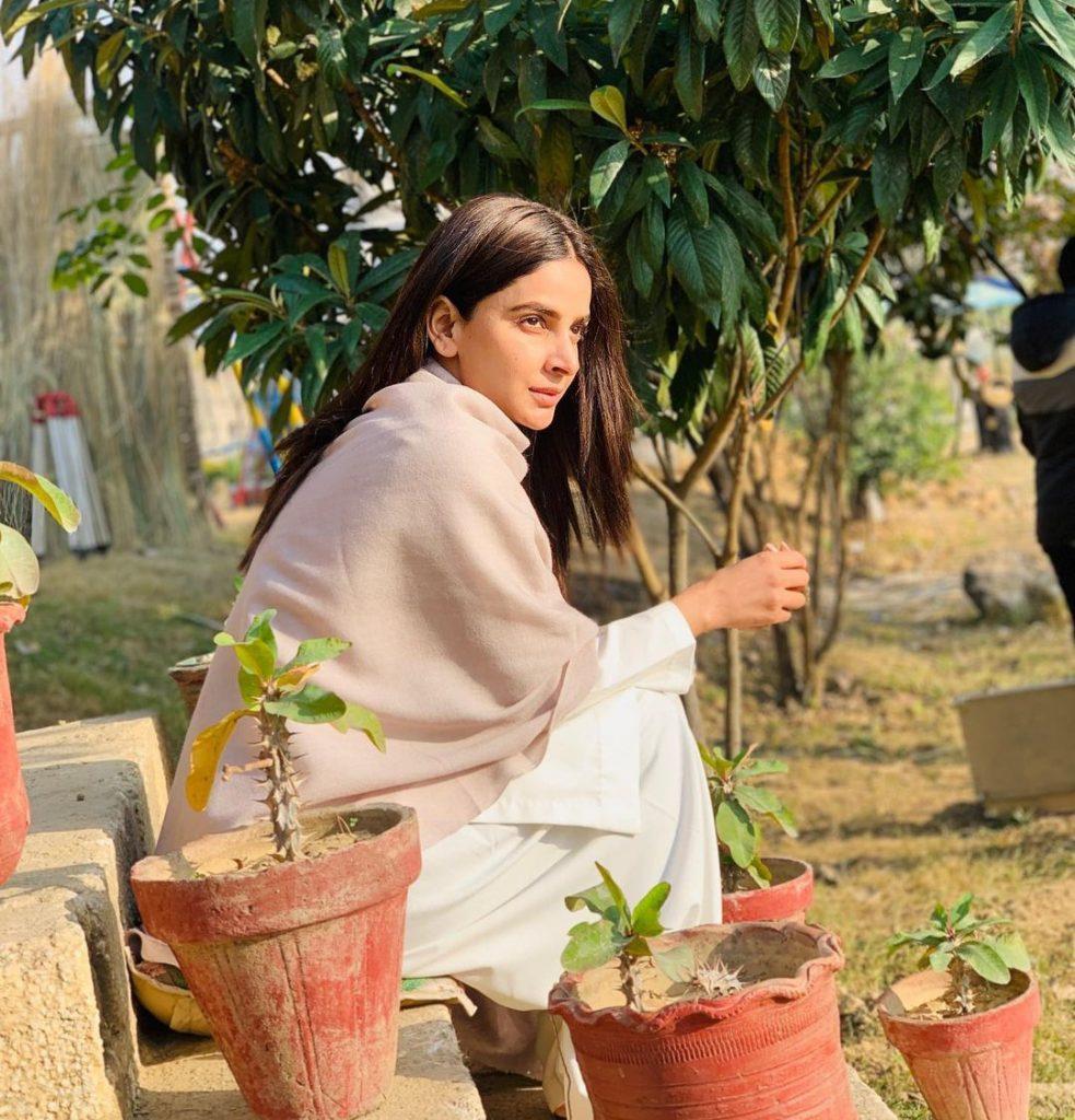 Saba Qamar And Imran Abbas's Upcoming Drama is Tumhare Husn Kay Naam