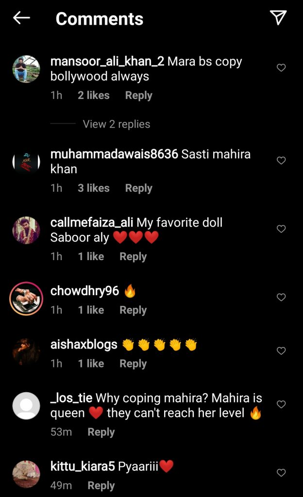 Netizens' Criticism on Saboor Aly and Minal Khan Dance With Ahsan Khan