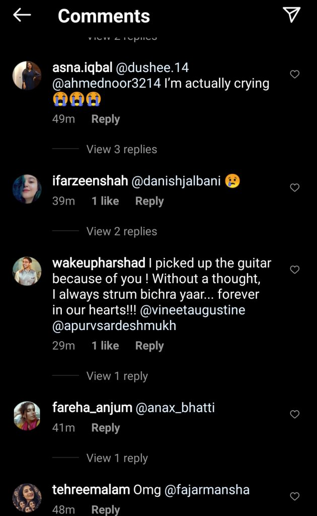 Bilal and Faisal of Strings The Band Have Parted Ways