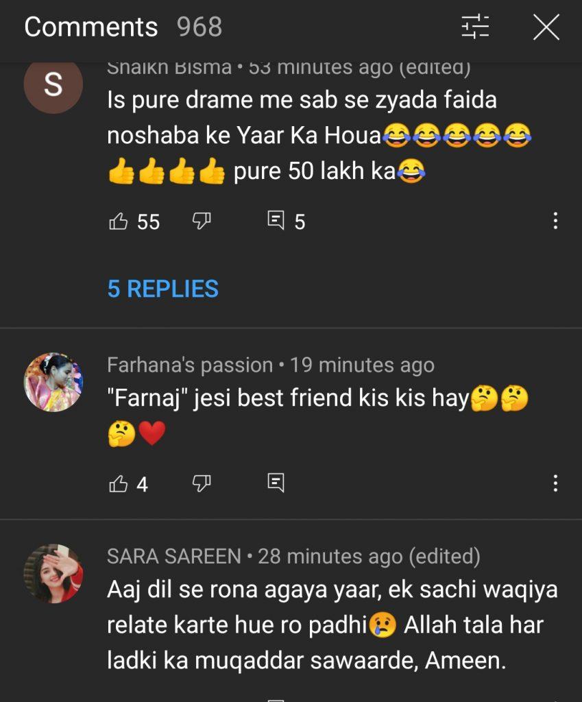 Public Reaction On Dulhan Drama 's Last Episode