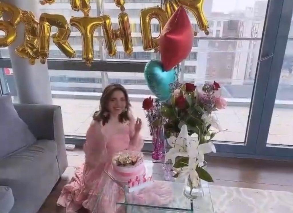 Armeena Rana Khan Birthday Celebration