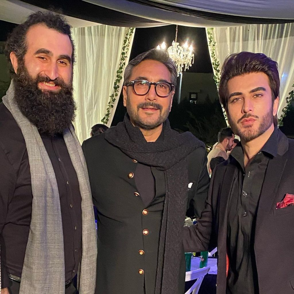 Imran Abbas And Turkish Actor Celal Al Singing Dil Dil Pakistan