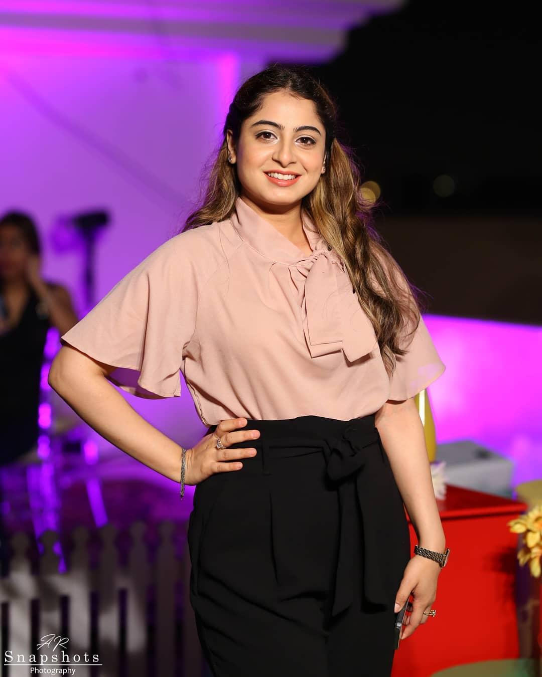 Celebrities Spotted at Imran Ashraf Son Birthday Bash
