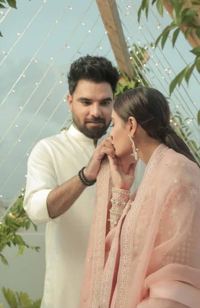 Iqra Aziz Shared Why She Got Married So Early