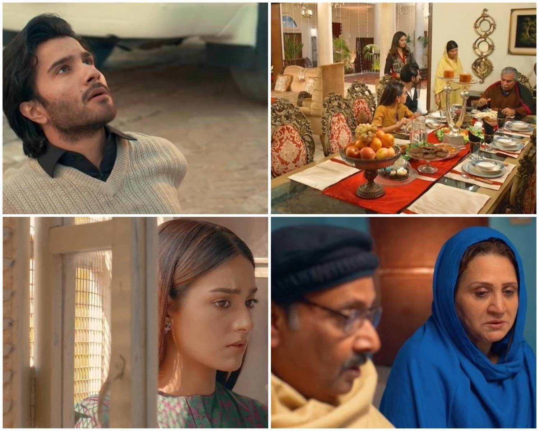 Khuda Aur Mohabbat 3 Episode 6 Story Review - Farhad's Realizations