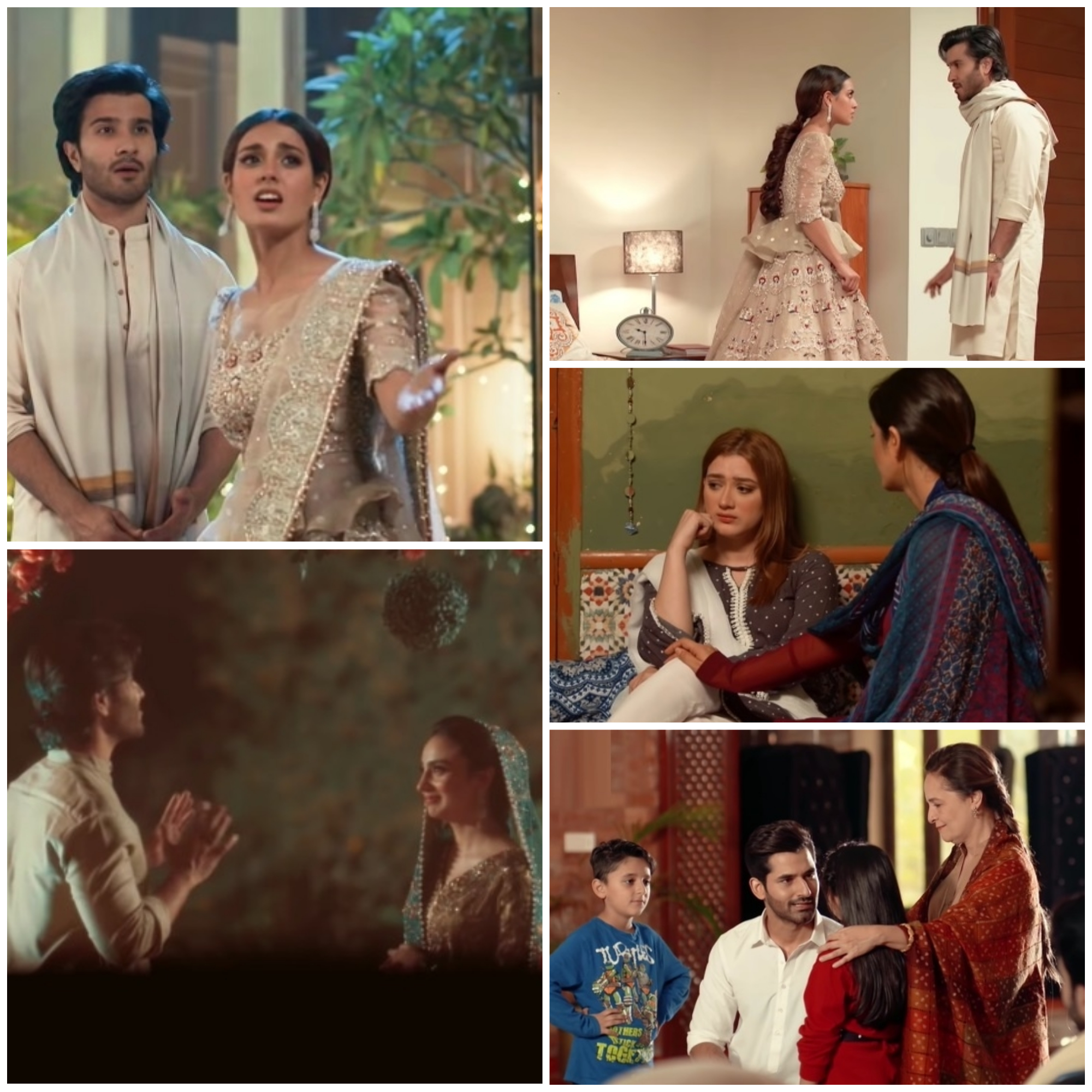 Khuda Aur Mohabbat 3 Episode 4 Story Review - Farhad's Perplexity