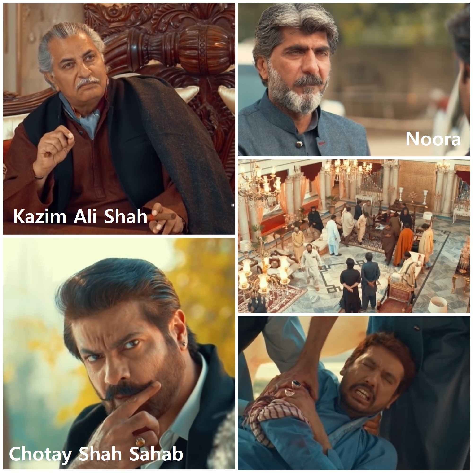 Khuda Aur Mohabbat 3 Episode 5 Story Review - Farhad's New Journey