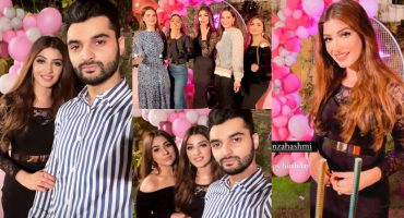 Kinza Hashmi's Birthday Bash